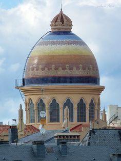 Madrid Cúpula. Iglesia de Santa Teresa y San José de Juan Alcor.