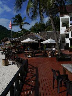 Perhentian, Bubu resort