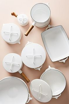 Browse our unique cookware, baking sets, cooking supplies, and more at Anthropologie. Our classic cookware will make you meals perfect. Kitchen Items, Kitchen Utensils, Kitchen Gadgets, Kitchen Tools, Kitchen Decor, Kitchen Things, Kitchen Supplies, Kitchen Design, Kitchen Accessories