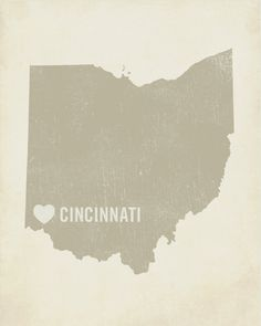 Kevin Lucius etsy shop ... he's got some cool stuff ... Cincy wood block art print $39. Must consider!