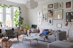 Scandinavian apartment Follow Gravity Home: Instagram - Pinterest - Facebook - Bloglovin