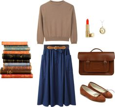 Styling Zinnia: 5 outfit ideas for Fall