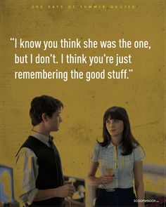 11 Realistic 500 Days Of Summer Quotes Which Are The Perfect Dating Bible That W. 11 Realistic 500 Days Of Summer Quotes Which Are The Perfect Dating Bible That We Need Romantic Movie Quotes, Favorite Movie Quotes, Best Quotes, Cinema Quotes, Film Quotes, Quotes Quotes, Qoutes, 500 Days Of Summer Quotes, Meaningful Quotes