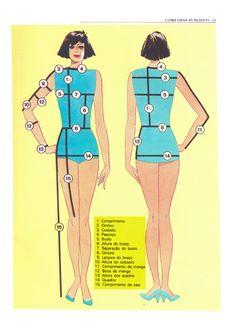 Curso Corte Costura Gil Brandão(Vestidos) - costurar com amigas - Álbumes web de Picasa