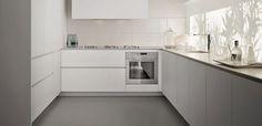 Idée relooking cuisine Design and Modern Kitchens Inspirations Kitchen Splashback Tiles, Interior Design Kitchen, Kitchen Inspiration Modern, Kitchen Cabinets, Kitchen Tiles Design, Kitchen Modular, Stylish Kitchen Decor, White Kitchen Decor, Contemporary Kitchen