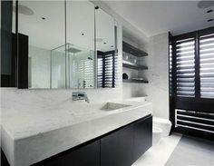Relaxing Contemporary Bathroom by Kelly Hoppen