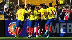 La selección de Ecuador es lider e invicta de las Eliminatorias Rusia 2018 con tres victorias en tres partidos. Noviembre 13, 2015.