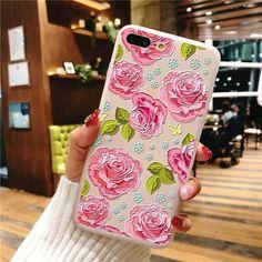 Huawei - Flower 3D 15.70 CAD Phone Cases, 3d, Flowers, Coral, Royal Icing Flowers, Flower, Florals, Floral, Phone Case