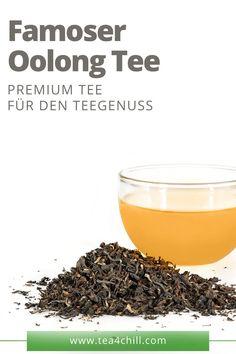 """Ein erlesener Oolong Tee für Teeliebhaber. Ein sehr feiner Oolong Tee mit viel Liebe und Mühe im Einklang mit der Natur angebaut. Der Oolong Tee gehört zu der gelben Teesorte und gilt als ganz besonders angenehm und magenfreundlich. Dieser Tee ist halb fermentiert und äußerst koffeinhaltig. In unserem Online-Shop finden Sie alles, was das """"Teetrinker-Herz"""" höher schlagen lässt. #teeliebhaber #teezeit Jasmin Tee, Oolong Tee, Mate Tee, Breakfast, How To Make Tea, Types Of Tea, Morning Coffee"""