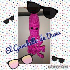 Chipirón #crochet #ganchillo