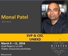 #MivaCon16 Guest Speaker