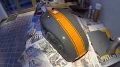 Image result for cool motorbike fuel tank ideas