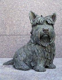 Fala, FDR's dog