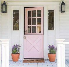 70 Best Modern Farmhouse Front Door Entrance Design Ideas – Home Design Front Door Entrance, Entrance Decor, Entrance Design, Front Door Colors, Front Porch, Door Design, Front Verandah, Porch Entry, Entrance Ideas