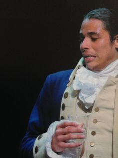 When someone says they don't like Hamilton