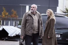 Recommending swedish, danish, french and icelandic TV shows that include The Bridge and Trapped.