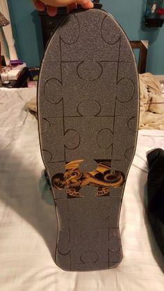 Skateboard griptape design I did last night
