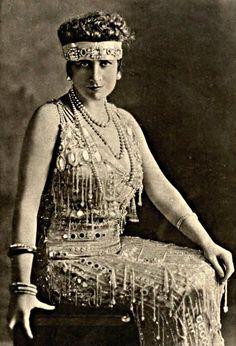 Mary Garden - 1920 - @~ Mlle