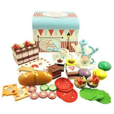 French Patisserie Party--love this product, but only available in Australia