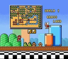 Final para Super Mario All Stars-Super Mario Bros. 3 (Super NES)