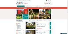 D+is Imóveis - Desenvolvimento de site e integração com sistema de cadastro de imóveis