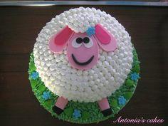 Antonia Ruggieri - #Pasqua #cakedesign #cakedesignitalia #easter Easter Cake, Cake Decorating, Desserts, Food, Design, Tailgate Desserts, Deserts, Essen, Postres