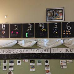 A Reggio Inspired Classroom