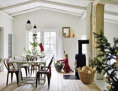 Scandinavian Christmas Style