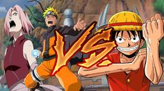 DUELO MORTAL: NARUTO & SAKURA VS LUFFY │PARTE FINAL
