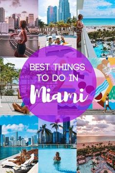 Find out the best things to do in Miami on a long weekend. Including a cycling tour of Wynwood, an Art Deco walking tour of South Beach, visits to the Frost Science and PAMM art museums and much more!