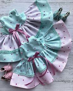 Image may contain: flower Baby Girl Dress Patterns, Baby Clothes Patterns, Doll Patterns, Clothing Patterns, Bitty Baby Clothes, Girl Doll Clothes, Girl Dolls, Accessoires Barbie, American Doll Clothes