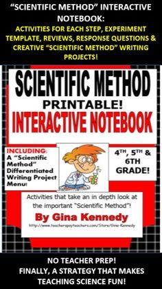 Scientific method steps jobs