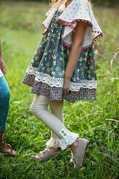 Poppy Dress and Tunic