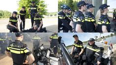 """Nederlandse politie krijgt """"stoerder"""" uniform"""