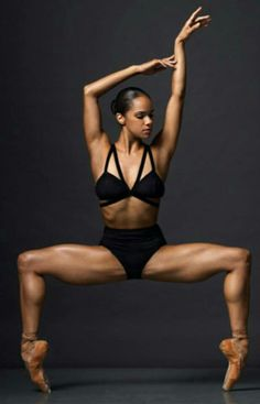 Misty Copeland = Motivation