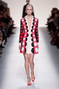 The Best Fall 2014 Runway Looks From Paris // Valentino