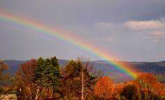 Endicott, NY rainbow 5/1/14