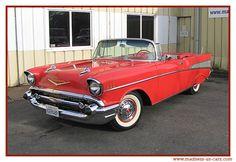 1957 Chevrolet Bel Air Cabriolet