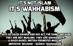 SEARCH WAHHABISM..