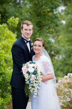 Houston Texas LDS Temple Wedding Day Leanna Rachel Photography