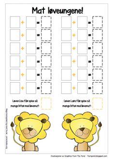 Mate løveunger og ha tro på elevene? – Begynneropplæring med Runar