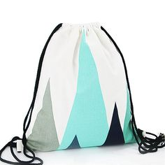 Drawstring BackpackBackpackDrawstring BagCotton