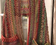 THE BEST WANTED CROCHET PATTERNS AND CROCHET by ErenaCrochetStudio Beachwear, Crochet Patterns, Etsy Seller, Fall Season, Knitting, Shawl, Unique, Clothes, Pocket