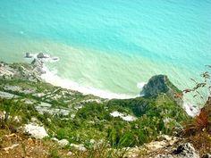 Monte Conero is een nationaal park in de regio De Marken (Le Marche), even ten zuiden van Ancona