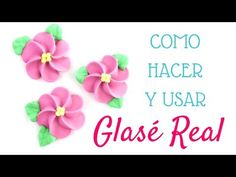 Glasé Real ☆ 2 Recetas y Usos Como Hacer Royal Icing, Sweet Factory, Fancy Cookies, Cookie Desserts, Baby Shower Favors, Frosting, Fondant, Cake Recipes, Diy And Crafts
