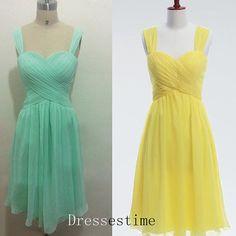 Interesting, Bridesmaid, Dresses, Blue, Red, Purple, Short, Long, Different, Black