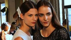 Get the gorgeous look of Stella McCartney Spring Summer 2013 with Pat McGrath and Eugene Souleiman