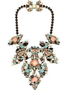 ERICKSON BEAMON 'Girls On Film' Necklace #wonderfulstore