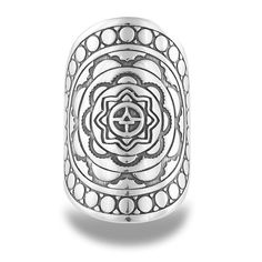 WATERESS MANDALA RING