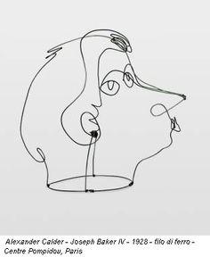 fino al 20.VII.2009 - Alexander Calder - Paris, Centre Pompidou ...